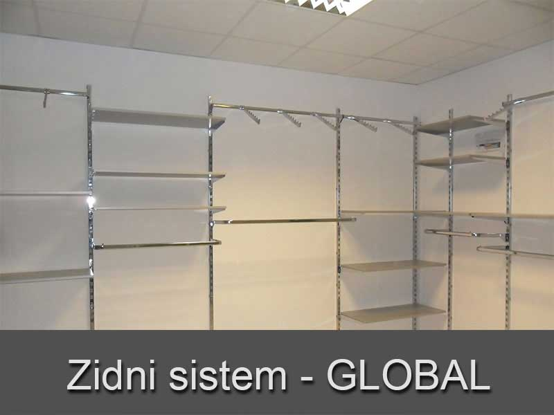 zidni sistem global