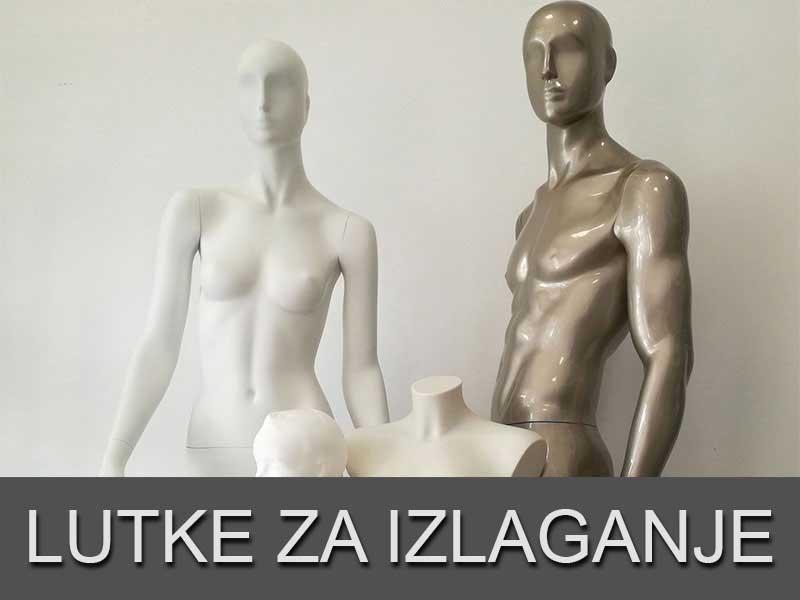 lutke za izlaganje