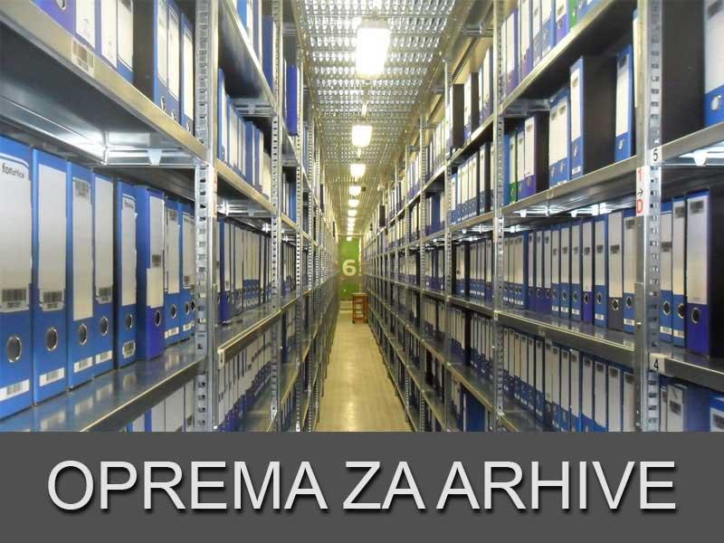 oprema za arhive