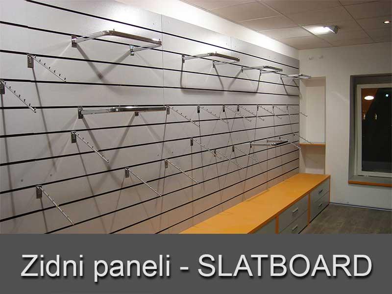 zidni paneli slatboard